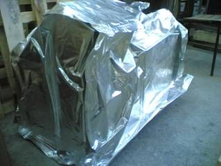 Aluminyum Tripleks Bariyer